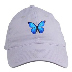 CUSTOMIZED BUTTERFLY HAT